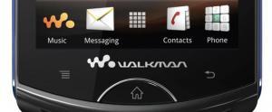 Sony Ericsson: t�l�phone Walkman WT18i