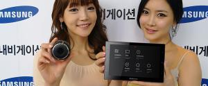 Samsung lance la SENS-240: la Tablette Navigation