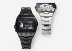 Seiko lance la montre � encre �lectronique