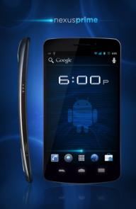 Sp�cifications du Nexus Prime