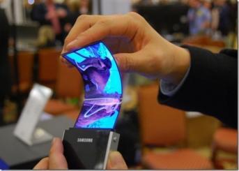 Samsung: �crans flexibles en 2012