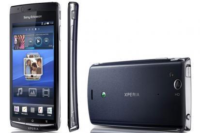 Retour du Sony Ericsson Xperia Arc HD ?