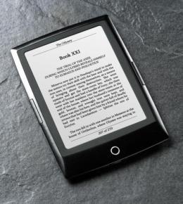 Les caract�ristiques du Cybook Odyssey de Bookeen