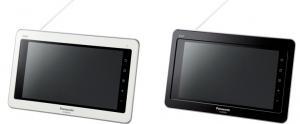 La TV 1Seg SV-ME970 de Panasonic vous permet de naviguer sur le web