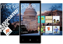 Windows Phone 7 atteint la barre des 25 000 Applications