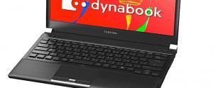Toshiba: 4 portables au Japon, les dynabook R731, N300, T551 et Qosmio T751