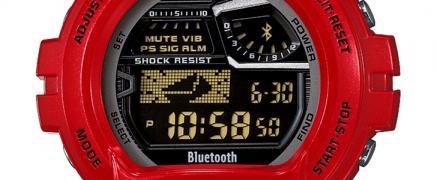 Casio et Nec: montre connectée aux médias avec la G-Shock GB-6900-4JF