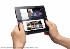 Preview des tablettes Sony S1 et S2 sous Android 3.0