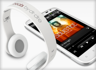 HTC Sensation XL: les BEATS