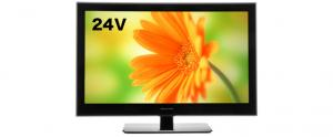La ME-SW24TV1B, la TV LED Backlight 24″ de Century