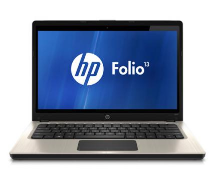 HP pr�sente son ultrabook Folio 13
