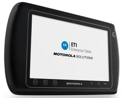 Motorola ET1: tablette pour les pros