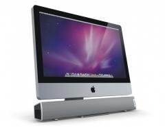 Barre de son pour votre iMac