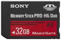 Sony lance un Memory Stick � 50 Mo/s