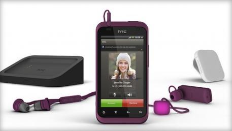 Le HTC Rhyme