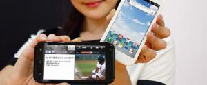 Le 2nd Smartphone au monde a �tre propuls� par un CPU 1.5GHz Dual Core
