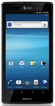CES 2012: Sony Xperia ion chez AT&T