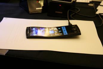 Samsung Galaxy S3 avec �cran pliable ? ?