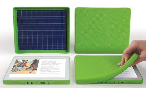 CES 2012: tablette OLPC XO 3.0