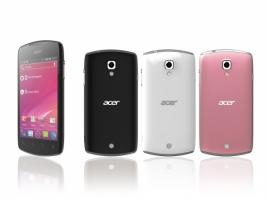 MWC: Acer d�voile son smartphone Liquid Glow