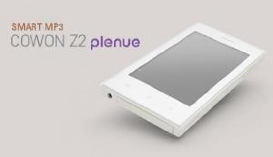 CES 2012 ?: Nouvelle image sur le Cowon Z2