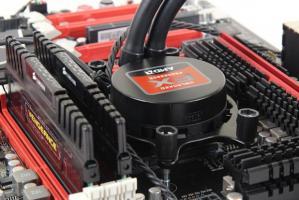 AMD: 3 bulldozer et de l'eau