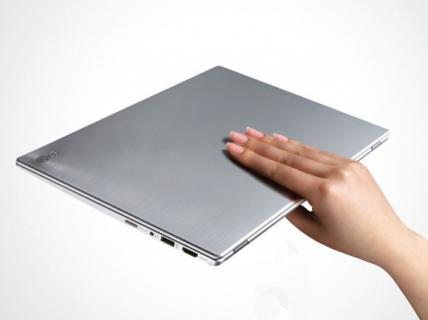 CES 2012: LG et les ultrabooks Z330 et Z440
