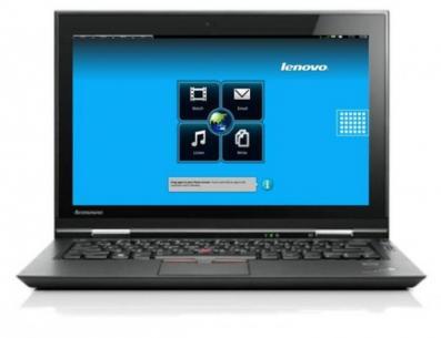 Lenovo pr�sente le ThinkPad X1 Hybrid