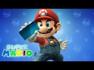 La Nintendo 3DS peut remercier vivement le grand Mario