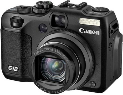 CES2012: Canon PowerShot G1X