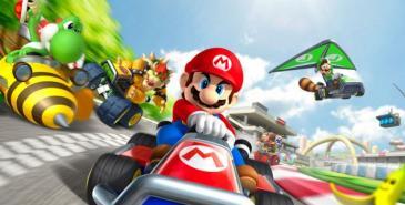 Mario Kart 7, carton des ventes au Pays du Soleil Levant en 2011