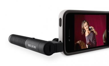 Belkin LiveAction: 3 accessoires photos pour votre iPhone 4S