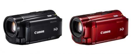 Canon d�voile son trio de iVIS Camcorder