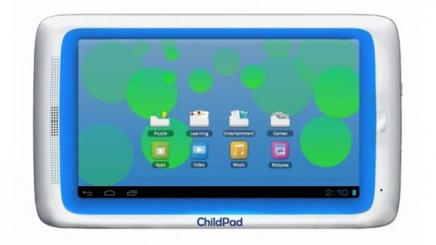 Archos d�voile le Child Pad