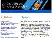 Nokia Lumia 900 en mars ?