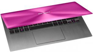 ASUS: Couleur rose pour les UX21 et UX31