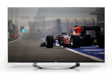CES2012: LG dévoile sa TV 3D Ultra Definition de 84″