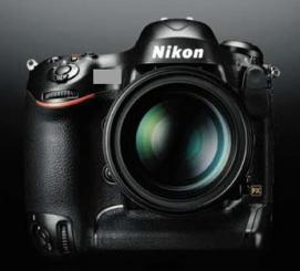 CES 2012: Nikon D4 