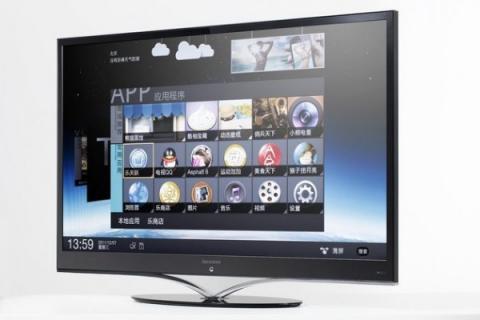 CES 2012: Lenovo K91: une TV sous Android 4.0