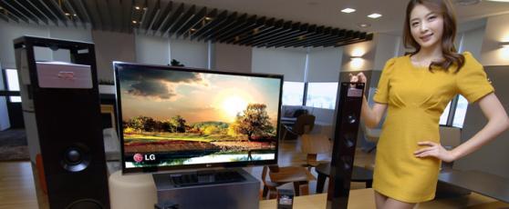 CES2012: LG avec ses 3 Home-Theaters en Amérique du Nord