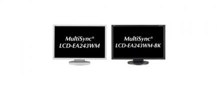 NEC: paire d'écrans WUXGA de 24″