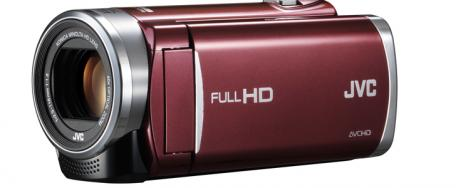 JVC: 5 caméras compactes avec la technologie Falconbird