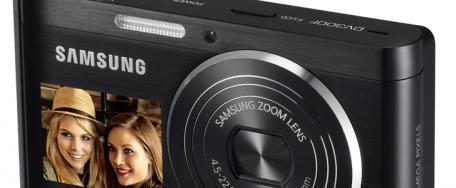 Samsung met le WiFi sur son dernier APN dual LCD, le DV300F