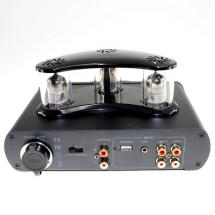 Evergreen: ampli/dac casque r�tro