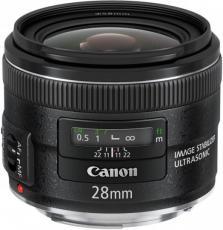 Canon et 3 objectifs EF