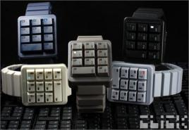 Keypad Watch: montre clavier