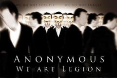 Anonymous la guerre continue