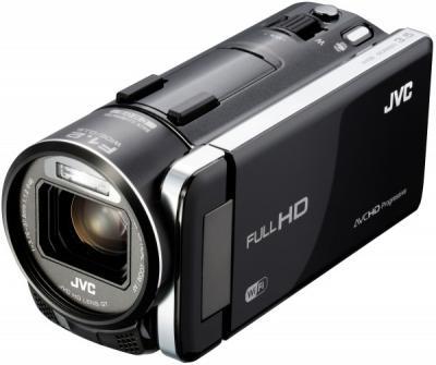 JVC Everio E/EX, V/VX et GX: caméscopes connectés