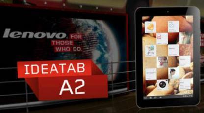 Lenovo: IdeaPad A2
