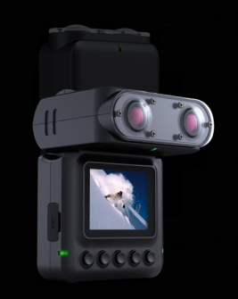 CES2012: CamSports Fusion 3D